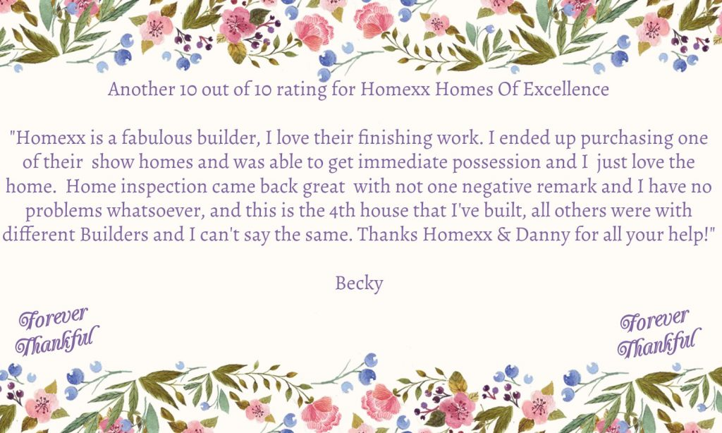 becky homestars review